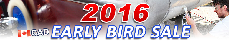 Early Bird Special - 2016